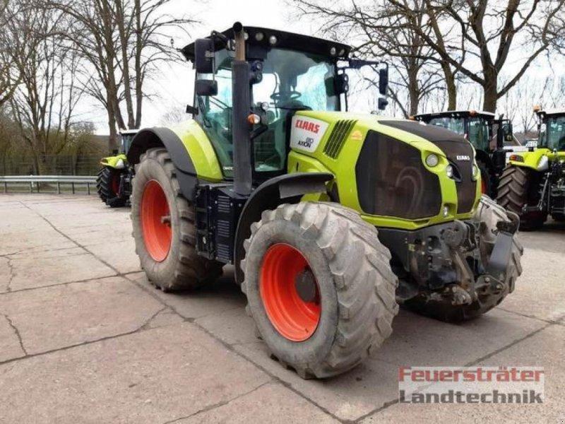 Traktor des Typs CLAAS AXION 810 CMATIC CEBIS, Gebrauchtmaschine in Beelen (Bild 3)