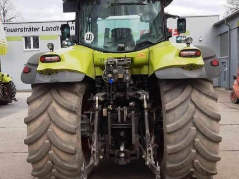 Traktor des Typs CLAAS AXION 810 CMATIC CEBIS, Gebrauchtmaschine in Beelen (Bild 2)