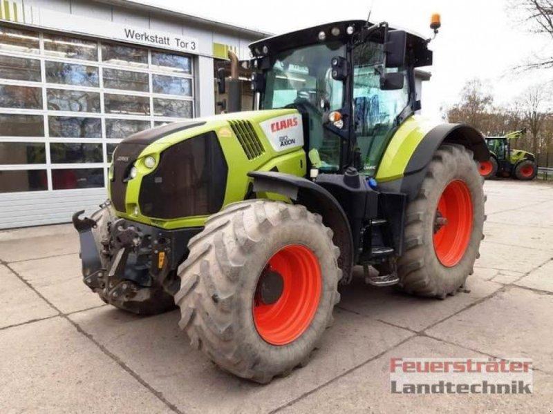 Traktor des Typs CLAAS AXION 810 CMATIC CEBIS, Gebrauchtmaschine in Beelen (Bild 1)