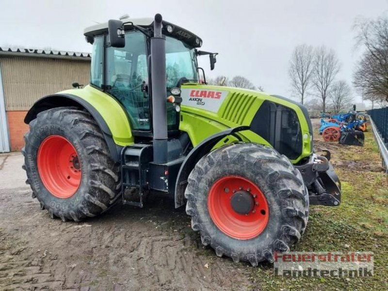 Traktor типа CLAAS AXION 810 CMATIC CEBIS, Gebrauchtmaschine в Beelen (Фотография 1)
