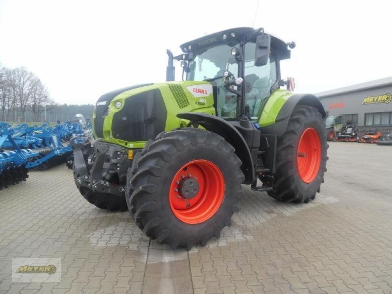 Traktor типа CLAAS AXION 810 CMATIC CEBIS, Vorführmaschine в Andervenne (Фотография 1)