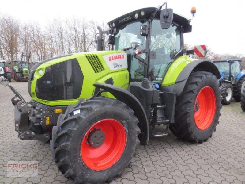 Traktor типа CLAAS Axion 810 CMatic Cebis, Gebrauchtmaschine в Bockel - Gyhum (Фотография 1)