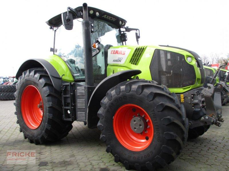 Traktor a típus CLAAS AXION 810 CMATIC CEBIS, Gebrauchtmaschine ekkor: Bockel - Gyhum (Kép 1)