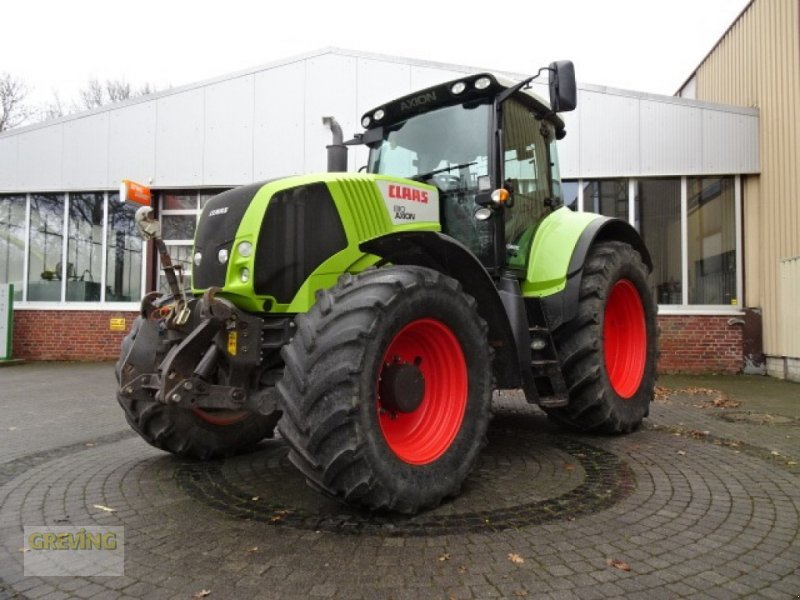 Traktor типа CLAAS Axion 810 CMATIC CEBIS, Gebrauchtmaschine в Greven (Фотография 1)