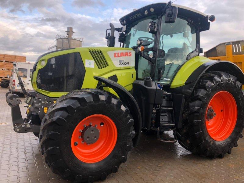 Traktor a típus CLAAS Axion 810 CMATIC CEBIS, Gebrauchtmaschine ekkor: Bad Rappenau (Kép 1)