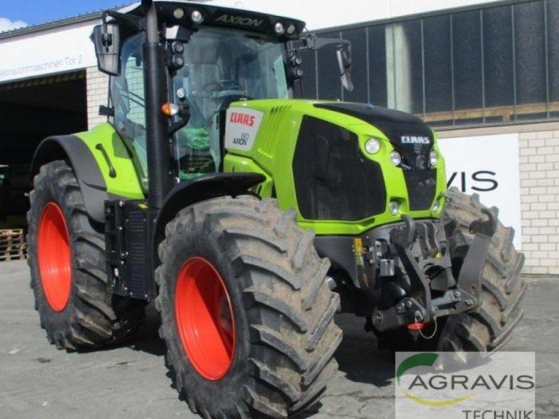 Traktor типа CLAAS AXION 810 CMATIC CIS+, Gebrauchtmaschine в Salzkotten (Фотография 1)