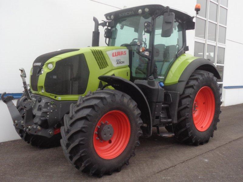 Traktor типа CLAAS AXION 810 CMATIC CIS+, Gebrauchtmaschine в Langenau (Фотография 1)