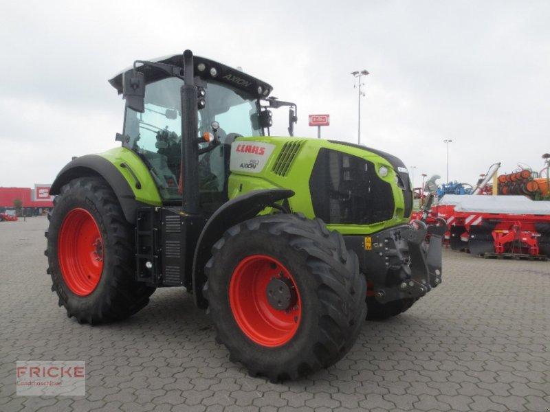 Traktor типа CLAAS Axion 810 Cmatic Cis+, Gebrauchtmaschine в Bockel - Gyhum (Фотография 1)