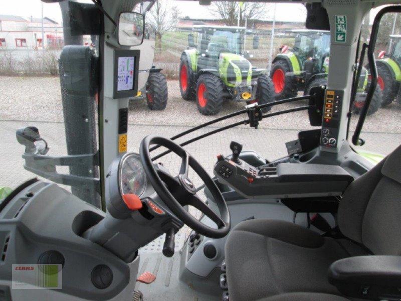 Traktor des Typs CLAAS AXION 810 CMATIC CIS+, Gebrauchtmaschine in Bordesholm (Bild 3)