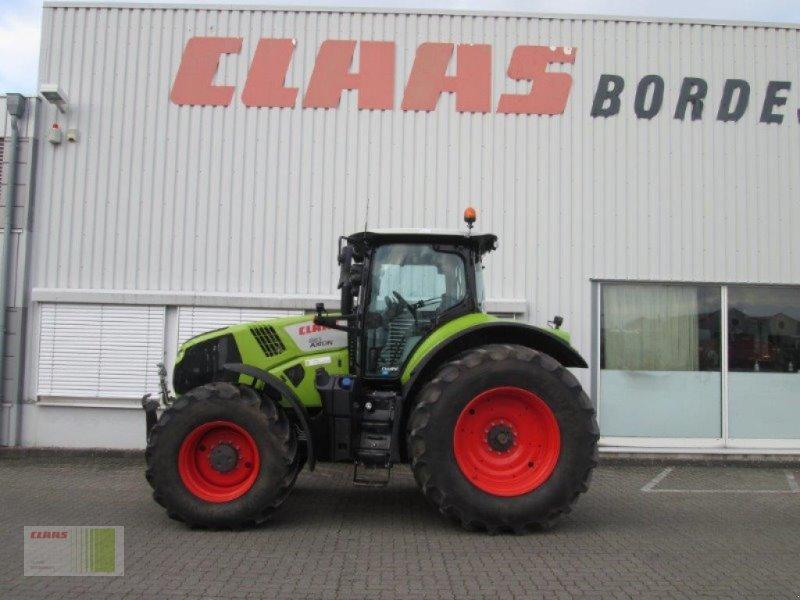 Traktor des Typs CLAAS AXION 810 CMATIC CIS+, Gebrauchtmaschine in Bordesholm (Bild 1)