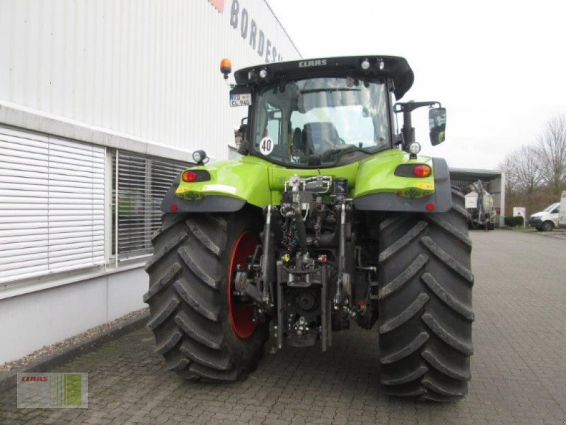 Traktor des Typs CLAAS AXION 810 CMATIC CIS+, Gebrauchtmaschine in Bordesholm (Bild 5)