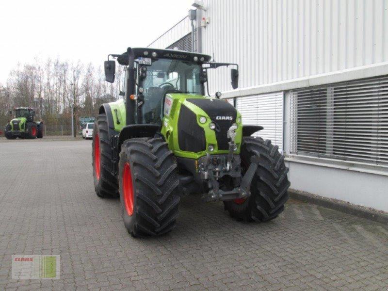 Traktor des Typs CLAAS AXION 810 CMATIC CIS+, Gebrauchtmaschine in Bordesholm (Bild 4)