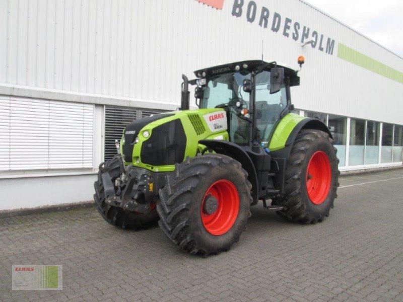Traktor des Typs CLAAS AXION 810 CMATIC CIS+, Gebrauchtmaschine in Bordesholm (Bild 2)