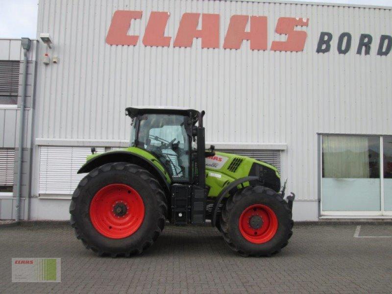 Traktor des Typs CLAAS AXION 810 CMATIC CIS+, Gebrauchtmaschine in Bordesholm (Bild 6)