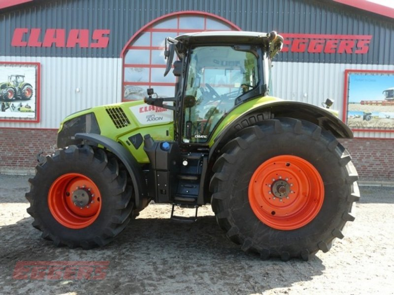 Traktor des Typs CLAAS AXION 810 CMATIC CIS, Gebrauchtmaschine in Suhlendorf (Bild 1)
