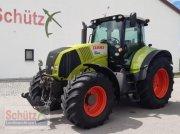 Traktor a típus CLAAS Axion 810 cmatic, GPS-Lenksystem Claas S3,, Gebrauchtmaschine ekkor: Schierling