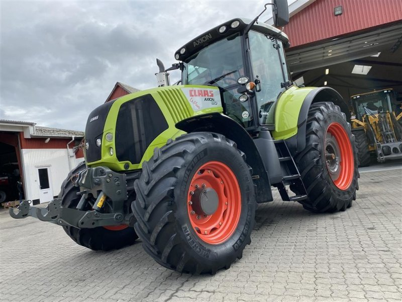 Traktor tipa CLAAS AXION  810 CMATIC KUN 4200 TIMER! LE MANS!, Gebrauchtmaschine u Aalestrup (Slika 1)