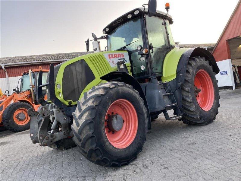 Traktor типа CLAAS AXION  810 CMATIC MED FULD AFFJEDRING OG FRONTLÆSSER BESLAG!, Gebrauchtmaschine в Aalestrup (Фотография 1)