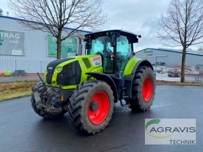 Traktor of the type CLAAS AXION 810 CMATIC TIER 4F, Gebrauchtmaschine in Meppen (Picture 1)