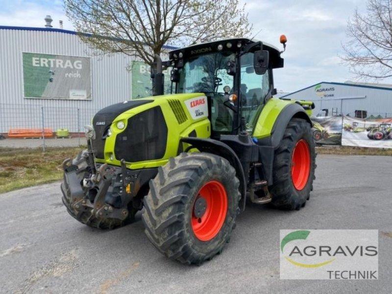 Traktor des Typs CLAAS AXION 810 CMATIC TIER 4F, Gebrauchtmaschine in Meppen-Versen (Bild 1)