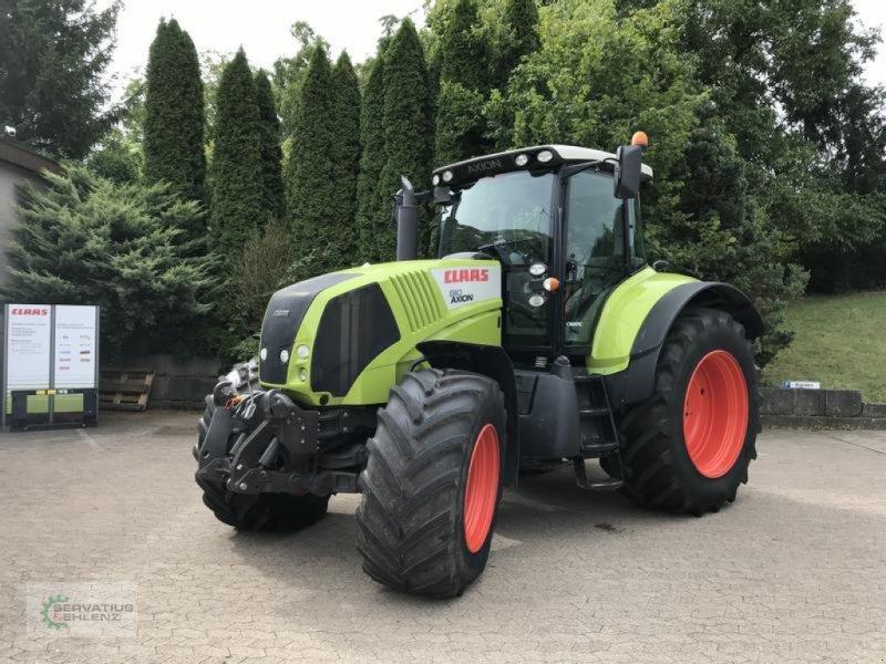 Traktor типа CLAAS AXION 810 CMatic TOP ZUSTAND, Gebrauchtmaschine в Heusweiler (Фотография 1)