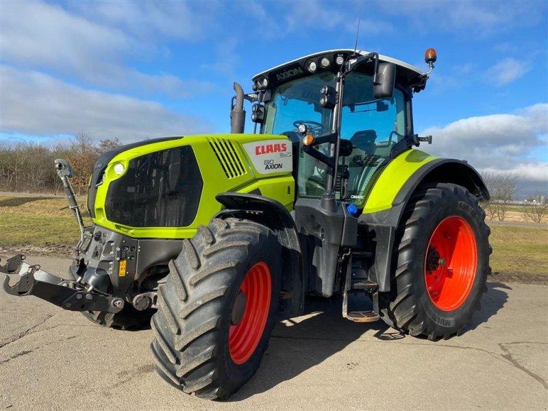 Traktor типа CLAAS AXION  810 CMATIC, Gebrauchtmaschine в Holstebro (Фотография 1)