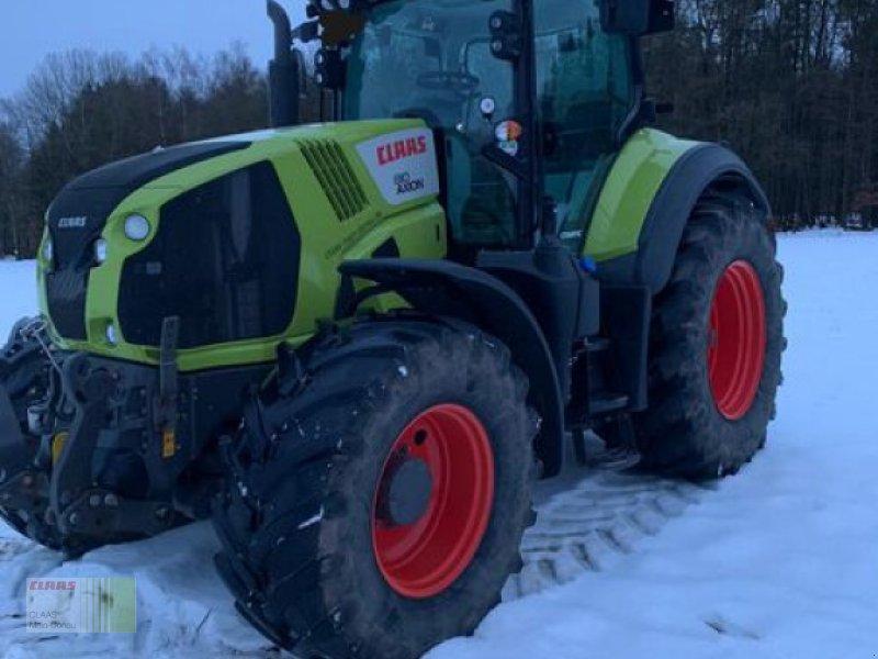 Traktor des Typs CLAAS AXION 810 CMATIC, Gebrauchtmaschine in Werneck (Bild 1)