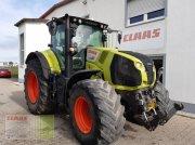 Traktor типа CLAAS AXION 810 CMATIC, Gebrauchtmaschine в Aurach