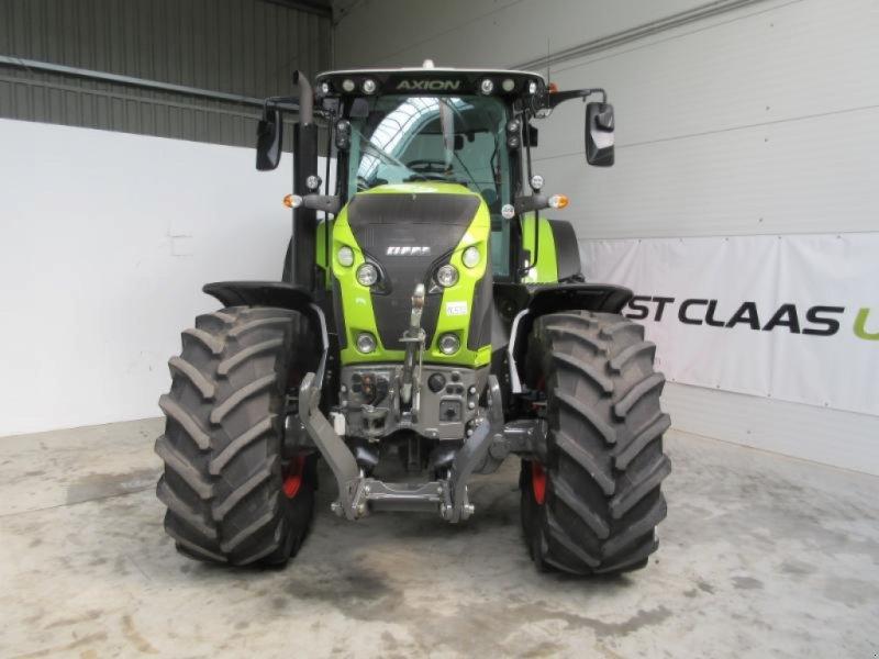 Traktor des Typs CLAAS AXION 810 CMATIC, Gebrauchtmaschine in Molbergen (Bild 2)