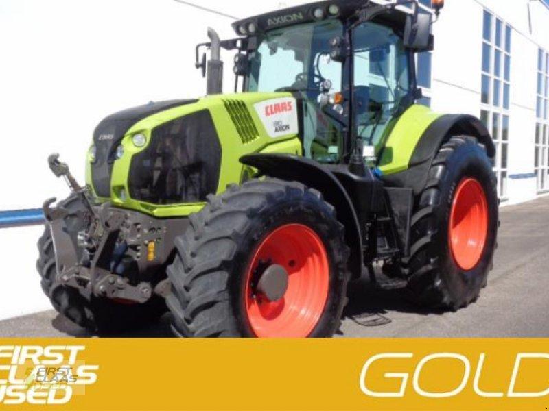 Traktor a típus CLAAS AXION 810 CMATIC, Gebrauchtmaschine ekkor: Langenau (Kép 1)