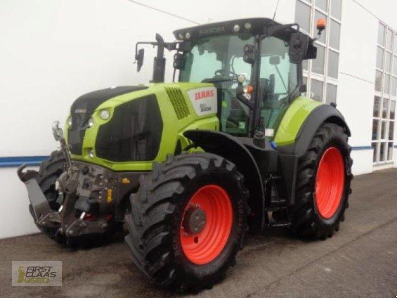 Traktor типа CLAAS AXION 810 CMATIC, Gebrauchtmaschine в Langenau (Фотография 1)