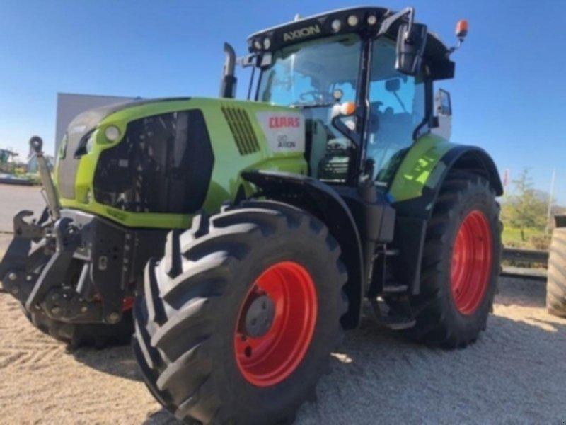 Traktor типа CLAAS AXION 810 CMATIC, Gebrauchtmaschine в PONTIVY (56 - MORBIHAN) (Фотография 1)