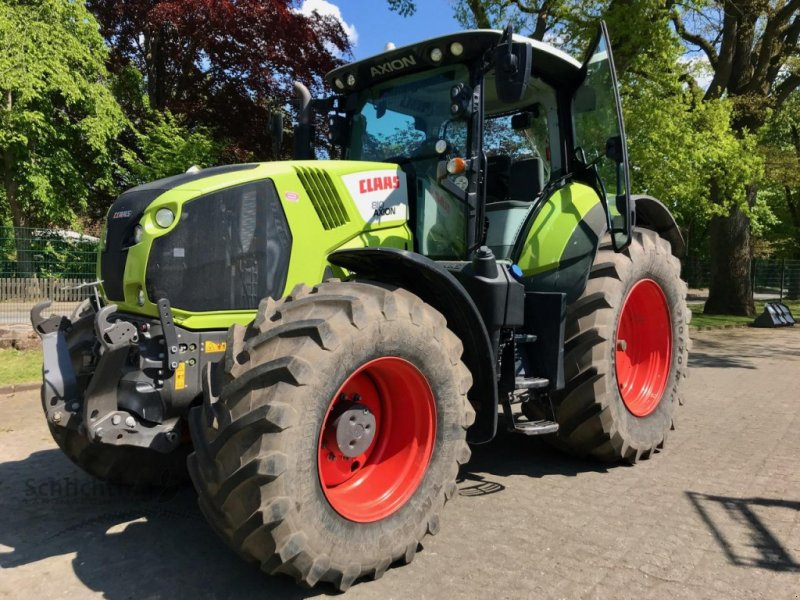 Traktor des Typs CLAAS Axion 810 CMATIC, Gebrauchtmaschine in Marxen (Bild 1)