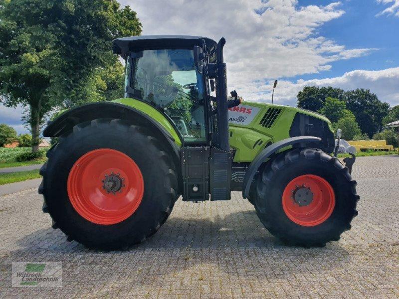 Traktor des Typs CLAAS Axion 810 Cmatic, Gebrauchtmaschine in Rhede / Brual (Bild 10)