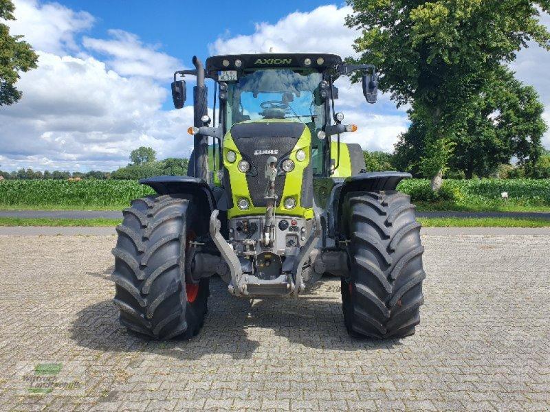 Traktor des Typs CLAAS Axion 810 Cmatic, Gebrauchtmaschine in Rhede / Brual (Bild 12)