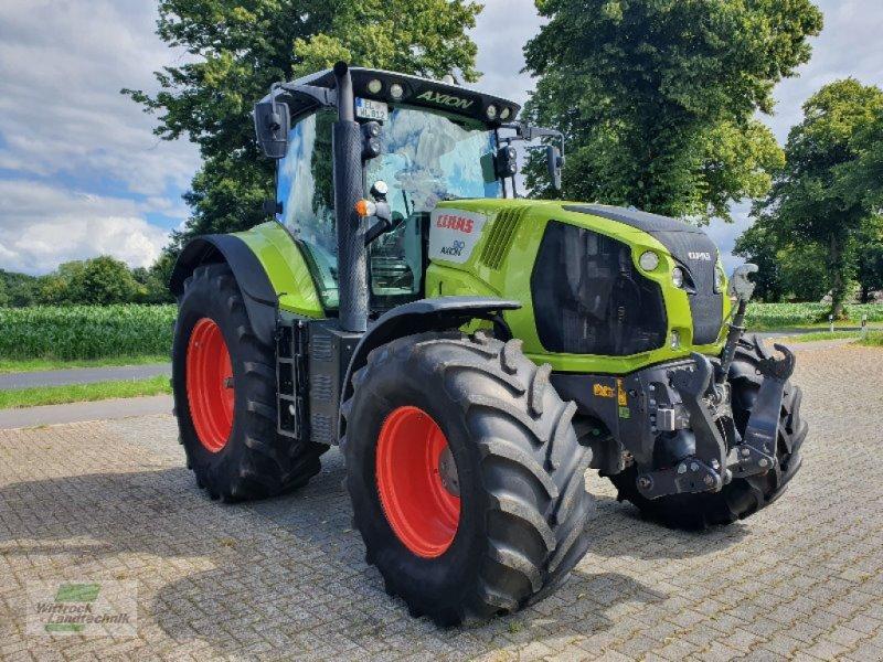 Traktor des Typs CLAAS Axion 810 Cmatic, Gebrauchtmaschine in Rhede / Brual (Bild 11)