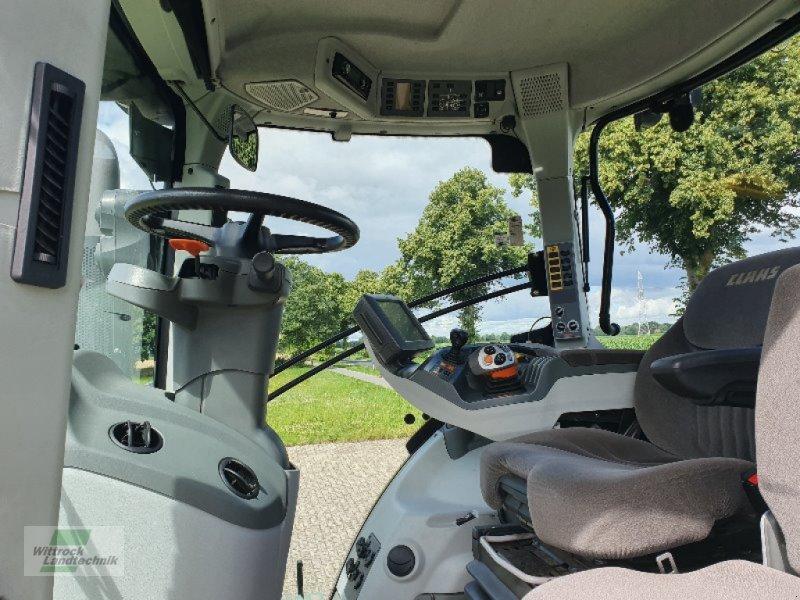 Traktor des Typs CLAAS Axion 810 Cmatic, Gebrauchtmaschine in Rhede / Brual (Bild 4)