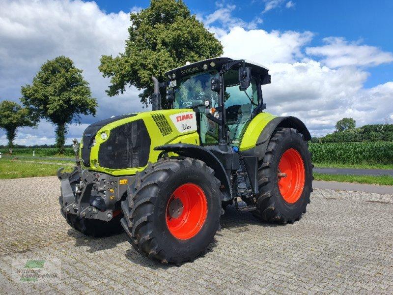 Traktor des Typs CLAAS Axion 810 Cmatic, Gebrauchtmaschine in Rhede / Brual (Bild 1)
