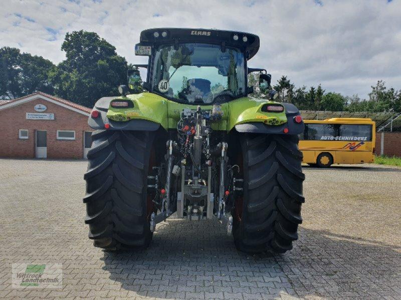 Traktor des Typs CLAAS Axion 810 Cmatic, Gebrauchtmaschine in Rhede / Brual (Bild 9)