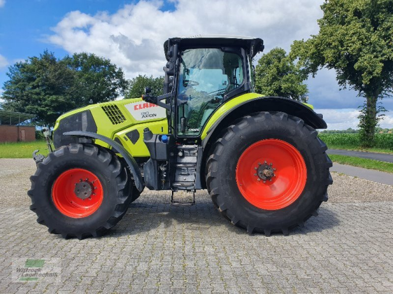 Traktor des Typs CLAAS Axion 810 Cmatic, Gebrauchtmaschine in Rhede / Brual (Bild 8)