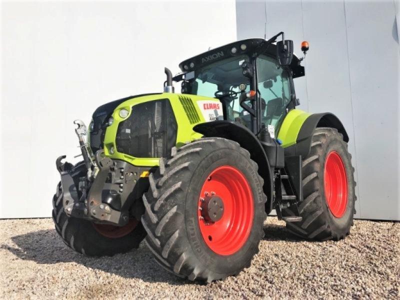 Traktor des Typs CLAAS AXION 810 CMATIC, Gebrauchtmaschine in Landsberg (Bild 1)