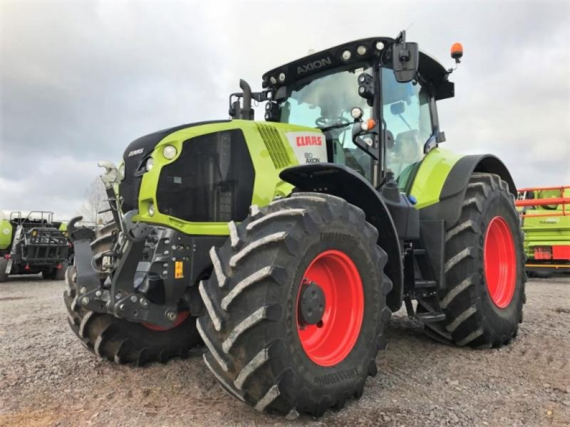 Traktor типа CLAAS AXION 810 CMATIC, Gebrauchtmaschine в Landsberg (Фотография 1)