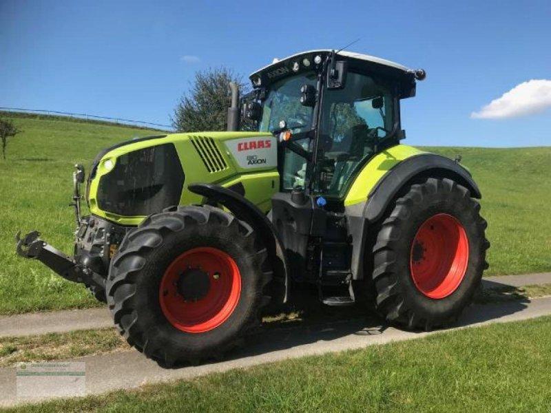 Traktor типа CLAAS Axion 810 Cmatic, Gebrauchtmaschine в Kanzach (Фотография 1)