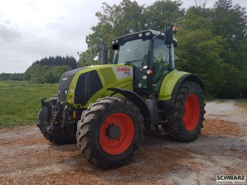 Traktor a típus CLAAS Axion 810, Gebrauchtmaschine ekkor: Aspach (Kép 1)