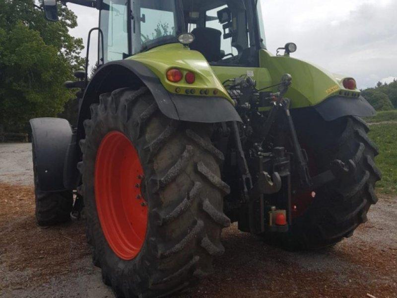 Traktor a típus CLAAS Axion 810, Gebrauchtmaschine ekkor: Aspach (Kép 4)