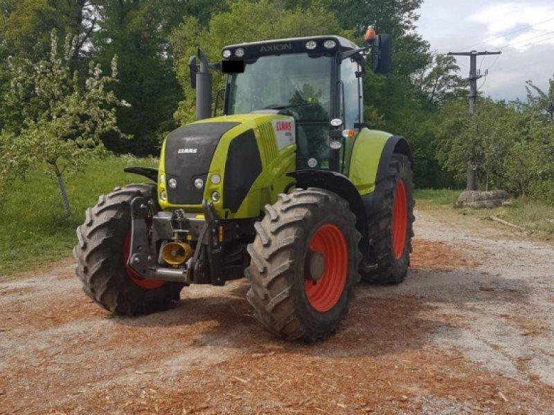 Traktor a típus CLAAS Axion 810, Gebrauchtmaschine ekkor: Aspach (Kép 3)