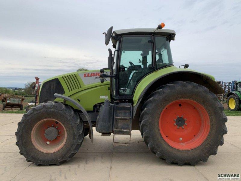 Traktor типа CLAAS Axion 810, Gebrauchtmaschine в Aspach (Фотография 1)