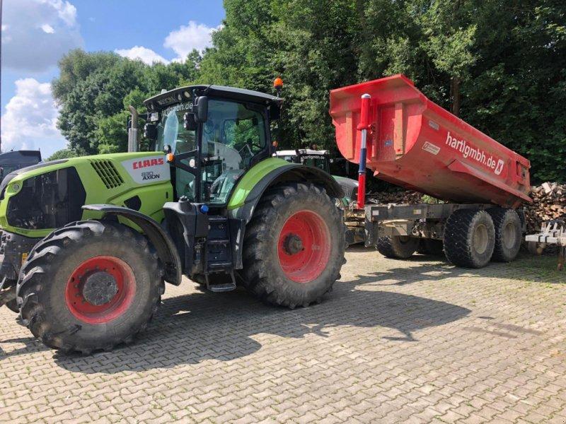 Traktor типа CLAAS Axion 810, Gebrauchtmaschine в Affing  (Фотография 1)