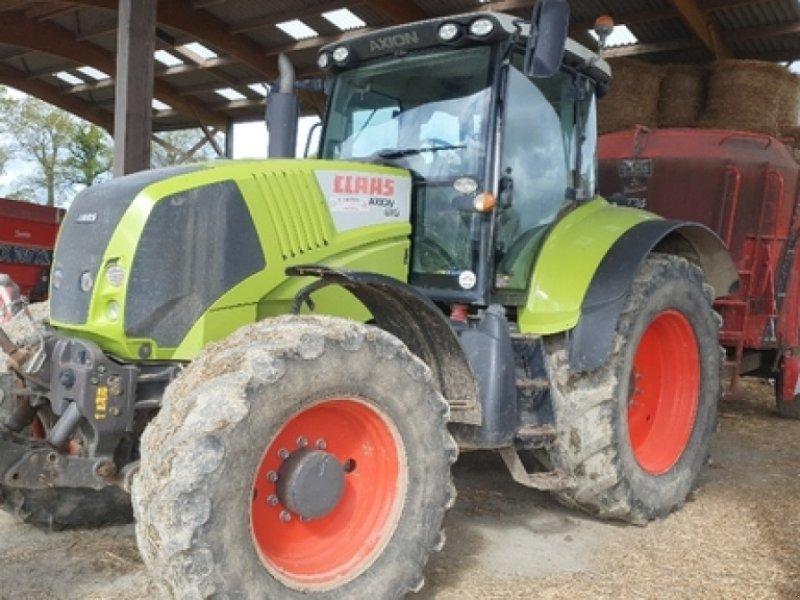 Traktor типа CLAAS AXION 810, Gebrauchtmaschine в DOMFRONT (Фотография 1)