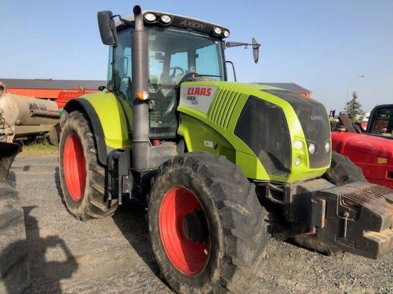 Traktor des Typs CLAAS Axion 810, Gebrauchtmaschine in ALBI (Bild 1)